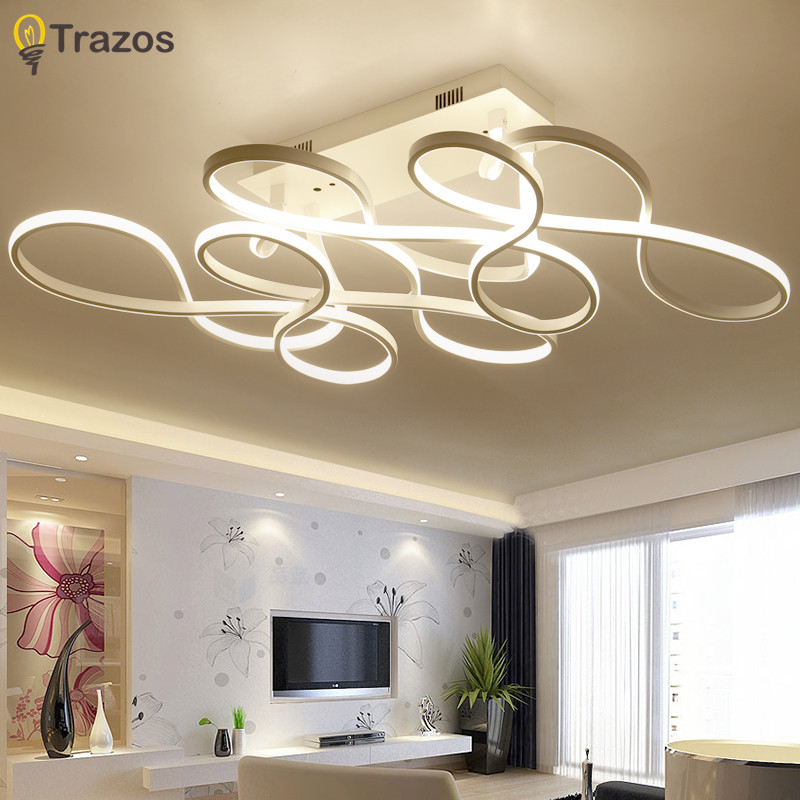 bedroom led ceiling lights surface mounted aluminum modern led ceiling lights for 14335