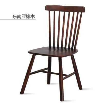 Стул принцессы из цельного дерева в скандинавском Роге, современный стул в стиле минимализм - Цвет: 11