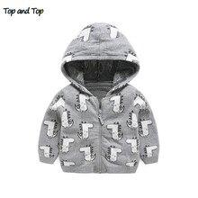0bd3dff46 Top y Top primavera y otoño bebé niños niñas niño dibujos animados sudaderas  suéter Unisex sudaderas