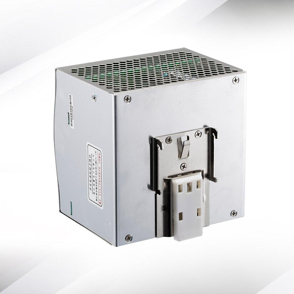 (DRP-240-24) refroidissement en aluminium shell 240 W 10A 24 V alimentation à découpage 240 w 24 v dc din rail alimentations - 2