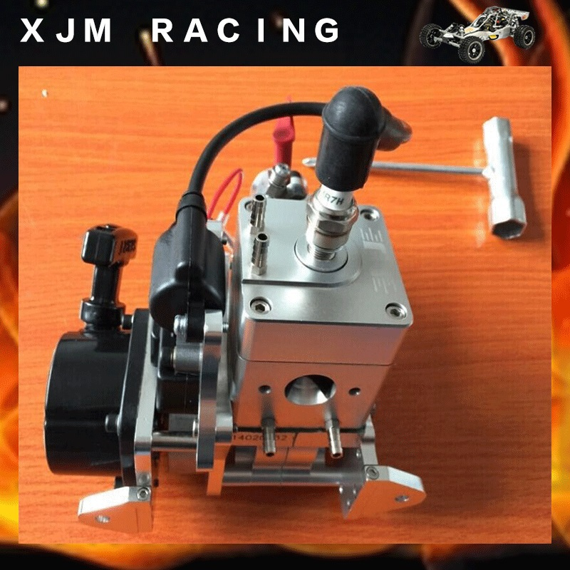 US $491 04 7% OFF|RC boat Gas Engine New CNC Competitive Edition 26CC rc  boat engine for Racing Boat VS ZENOAH G290PUM-in Parts & Accessories from