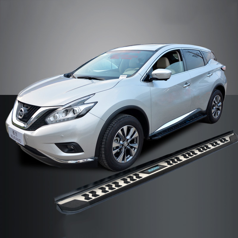 New Arrival Special Design Running Board Side Step Nerf Bar Suitable For Nissan Murano 2015 2016