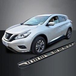 New Arrival specjalna konstrukcja platforma do wchodzenia listwa boczna nerf nadaje się do Nissan Murano 2015 2016