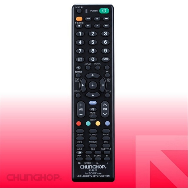sony tv remote rm yd005. universal remote control for sony tv rm-yd005 rm-sa007 rm-sd007 rm rm yd005