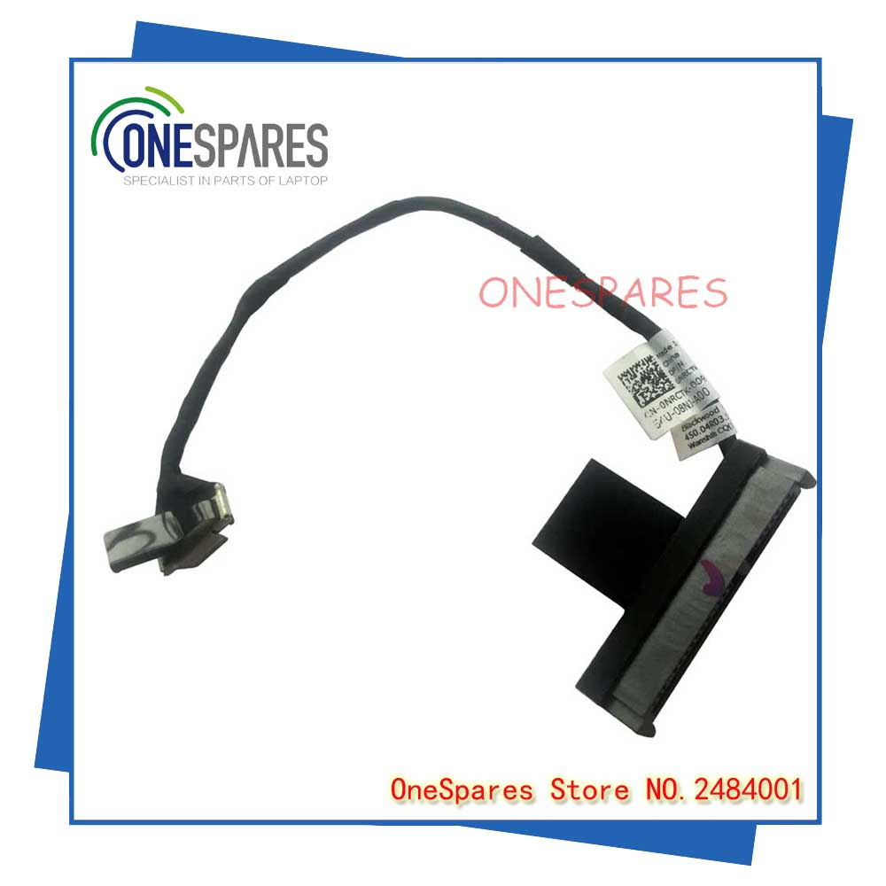 Free Shipping Original Laptop For DELL 15-7558 For Inspiron HDD Hard Drive 0NRCTK NRCTK 450.00R3.1001 HDD interface connector free shipping original laptop hdd hard drive disk hdd interface connector for dell for vostro v 3500 3300 3400