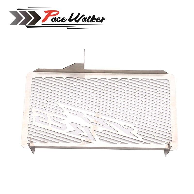 Hot sales motorcycle stainless steel radiator guard