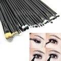 20 Unids Base de Maquillaje Set Sombra De Ojos Delineador de Labios Profesional Cepillo Cosmético Caliente