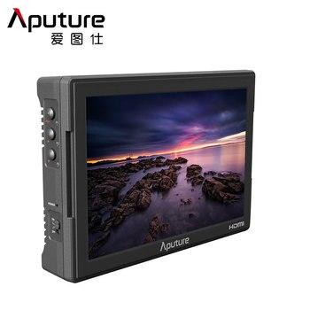 Aputure VS-5 7 inch 1920*1200 HD SDI HDMI PRO Camera Field Monitor with RGB Waveform/Vectorscope/Histogram/Zebra/False Color
