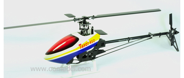 Tarot 450 Pro Kit RC Helicopter Barebone Trex 450 Clone TL20003 Flybared RC Helicopter Free Track Shipping