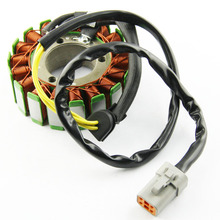 цена на Motorcycle Ignition Magneto Stator Coil for Can-am Renegade 1000R 1000 850 800 500 Magneto Edition Engine Stator Generator Coil
