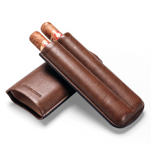 Cow leather UK sewing craft fit moisturizing two cigar sets CF-0121