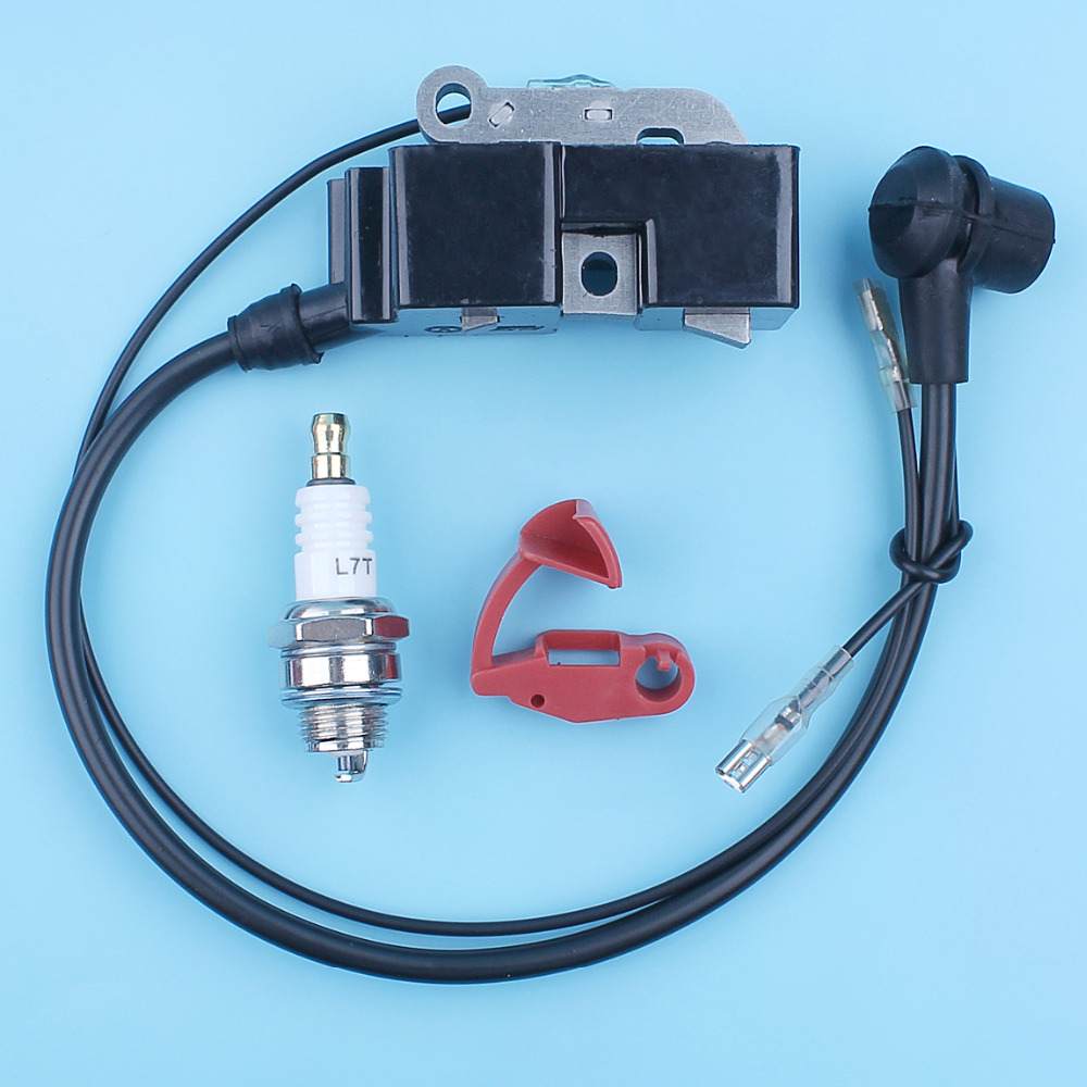 Ignition Coil Module Spark Plug Switch Control For Husqvarna 357XP,359 EPA, 357, 340, 345, 350,346XP,351,353 Chainsaw Spare Part