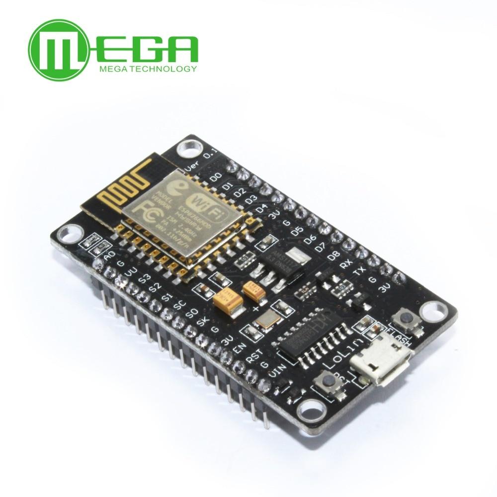 Image 2 - 5pcs/lot Wireless module CH340 NodeMcu V3 Lua WIFI Internet of Things development board based ESP8266nodemcu v3nodemcu v3 luach340 nodemcu v3 lua -