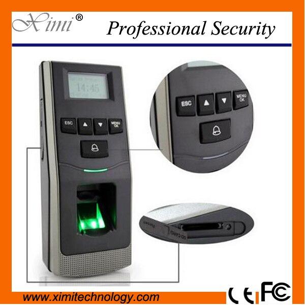 Good Quality Standalone Biometric Reader Rs232/485 Network Office Equipment Fingerprint Access Controller biometric fingerprint access controller tcp ip fingerprint door access control reader
