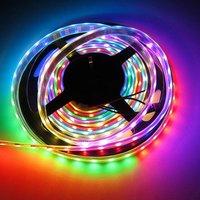 5M 150Led WS2812B Individual Addressable LED Strip Light SMD5050 RGB Light Strip