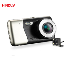 Car DVR Camera DVRs Vehicle Full HD 1080P WDR Video Recorder 4 Inch 160 Degree Registrator Night Vision Car Camcorder Dashcam