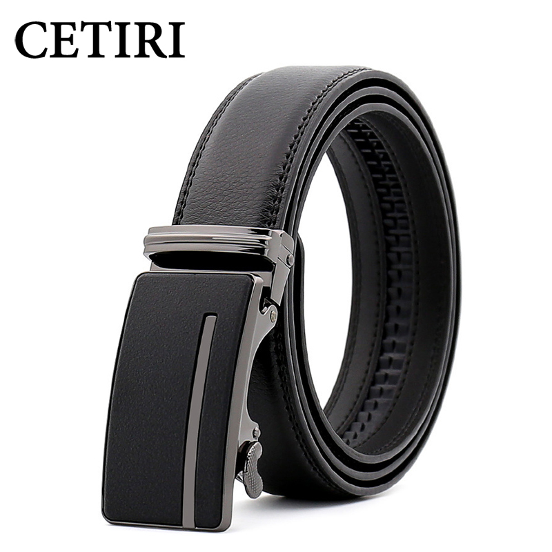 CETIRI luxury brand genuine leather belt