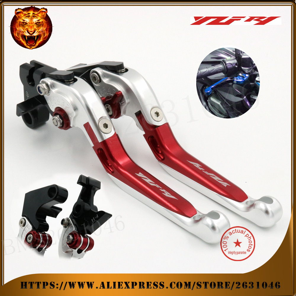 Kawasaki ZX6R Gear Lever With Folding Tip Fit 1998-1999-2000-2001-2002-2003-2004
