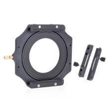 "100mm Square Z series Filter Holder+Metal Adapter Ring for Hitech Singh-Ray Cokin Z PRO 4X4"" 4x5""4X5.65"" Filter58/62/67/72/77/82"