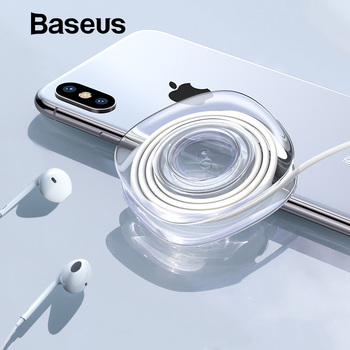 Baseus Universal Phone Holder for Wall Car Mobile Phone Stand Strong Adsorption Gel Pad Desk Sticker Paste Tablet Holder Stand Mobile Phone Holders & Stands