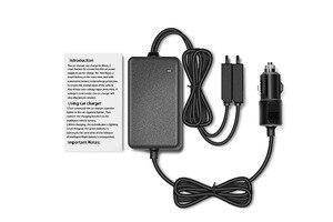 Image 5 - Yx 1 a 2 carregador de carro para dji mavic 2 pro zoom zangão bateria com 2 bateria carregamento rápido viagem transporte ao ar livre carregador