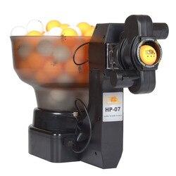 Robots de tenis de mesa de Ping Pong/Máquinas de bolas máquina automática de bolas 36 giros para practicar en casa juego de máquina 40MM pelota
