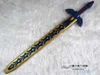 Newest High Quality The Legend of Zelda Link Master Sword Prop Weapon Wooden Blade 94CM Cosplay Prop