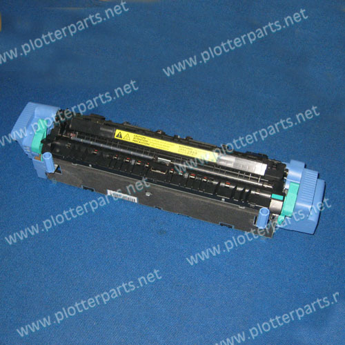 Q3985-67901 Fusing assembly for HP Color LaserJet 5550 printer parts c4110 69019 fusing assembly for hp laserjet 5000 original used