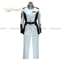 Kisstyle Moda Mobile Suit Gundam Seed Destiny Ordu Kız Üniforma COS Giyim Cosplay Kostüm, Özelleştirilmiş Kabul