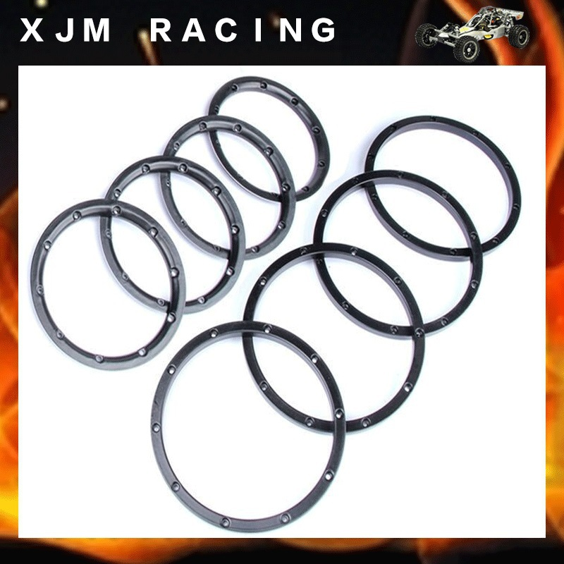 1 5 rc car metal wheel hub deadlock ring one car for baja 5b parts