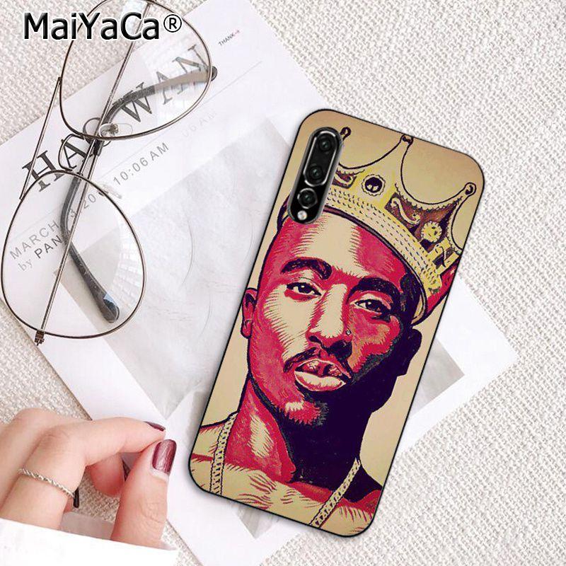 Cellphones & Telecommunications Maiyaca 2pac Makaveli Tupac Amaru Shakur Tpu Soft Phone Case For Huawei P9 P10 Plus Mate9 10 Mate10 Lite P20 Pro Honor10 View10