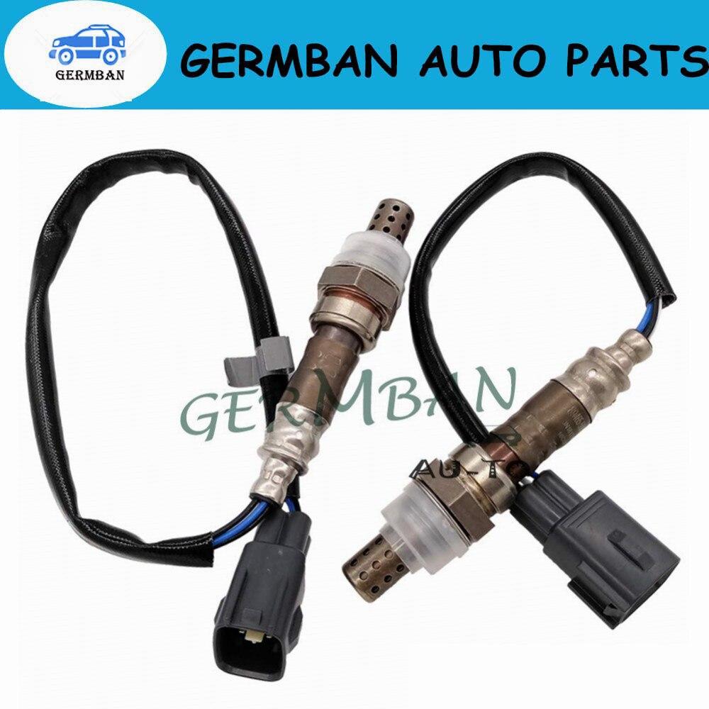 Manufacturé neuf 2 pièces Capteur D'oxygène 89465-50120 89465-50130 LS430 Pour Toyota Lexus SC430 LS430 GS430 4.3L 8946550120