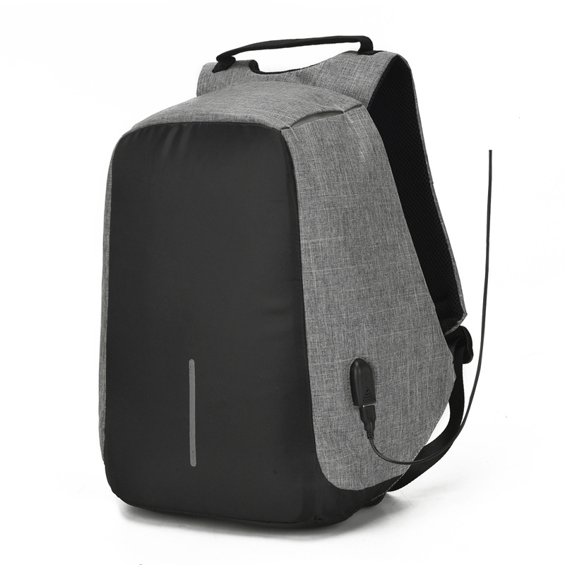 Men Backpack USB Charging Laptop Backpacks Women Waterproof Backpack Leisure Travel Bagpack School Bag Unisex mochila