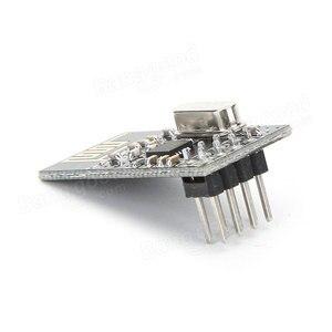Image 2 - 5Pcs/lot NRF24L01+ SI24R1 2.4G Wireless Power Enhanced Communication Receiver Module