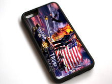 #11588 Donald Trump New American President Winner Tank Case Cover For Apple iPhone 7 7Plus