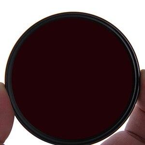 Image 3 - ZOMEI 680NM الأشعة تحت الحمراء X RAY مرشح الأشعة تحت الحمراء مرآة ل DSLR عدسة مرآة الشظية حافة 43/46/ 49/52/55/58/62/67/72/77 ملليمتر