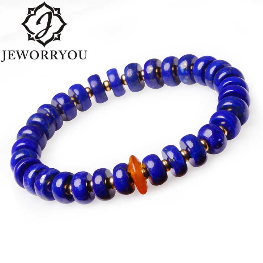 8mm Lapis Lazuli Clip Amber 925 Silver Bracelets For Women Buddha Bracelet Natural Stone Bracelet Couple Lover 4 8mm zoisite natural stone bracelet tanzanite colorful wrap bracelet female jewellery women bracelets