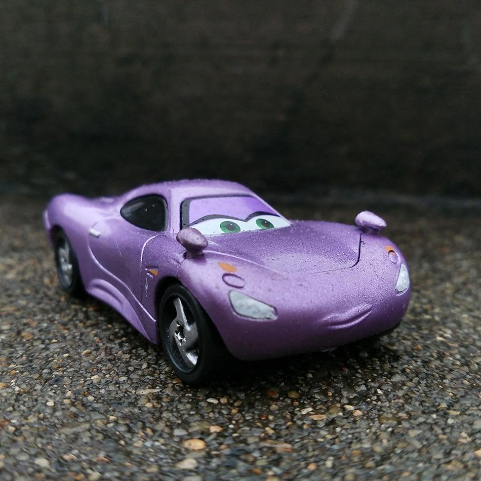 Disney Pixar тачки 3 20 стильные игрушки для детей Молния Маккуин Высокое качество Пластиковые тачки игрушки модели персонажей из мультфильмов рождественские подарки - Цвет: 12