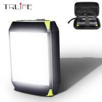 Mobile Power Bank Tent light USB Port Tent Flash Light Outdoor Portable Tent Lamp 30 LEDS Lantern Camping Light