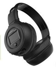 Хорошее качество Оригинала Фанатик B570 Стерео Беспроводная Гарнитура Bluetooth наушники Оголовье Гарнитуры с FM TF СВЕТОДИОДНЫЕ индикаторы для mp3
