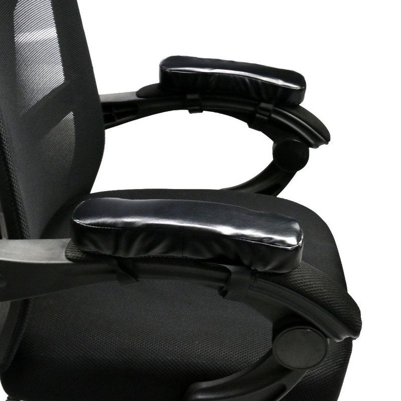 2pcs Comfortable Arm Rest Cover Armrest Cushion Pad office chair Anti-Skid Cloth Home Elbow Chair Pillow Cushion Furniture decor