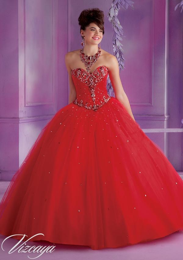 Popular Red Quinceanera Dresses 2016-Buy Cheap Red Quinceanera ...