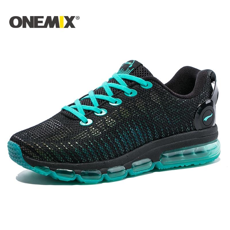 Onemix 2017 scarpe da ginnastica di marca sneakers leggero colorato riflettente vampiro per scarpe sportive da esterno scarpe da ginnastica da uomo