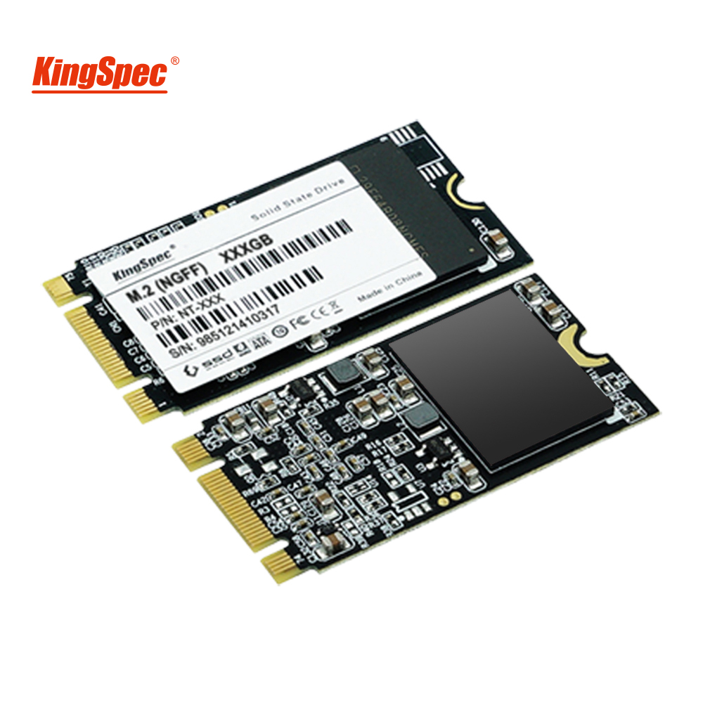 Kingspec SATA 3 M.2 NGFF 2242 120GB SSD 240GB M2 1TB NGFF 2242 ssd Solid State Drive HDD Hard Disk SATA for LaptopKingspec SATA 3 M.2 NGFF 2242 120GB SSD 240GB M2 1TB NGFF 2242 ssd Solid State Drive HDD Hard Disk SATA for Laptop