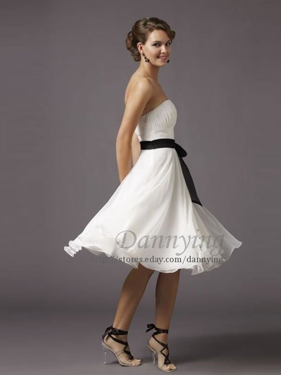 LF8002 New Womens Wedding Dresses short prom gown Party Dresses Us Size 0-14 da6a3f9ff8