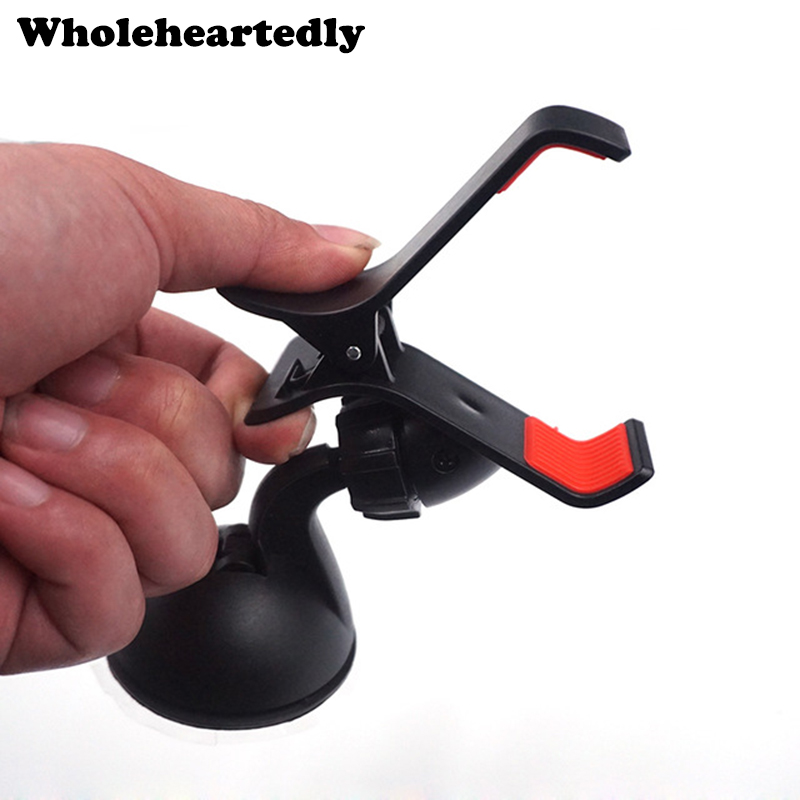 Brand New Windshield 360 Degree Rotating Car Sucker Mount Bracket Holder Stand Universal f