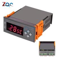 STC 100 LED Digital Thermostat Temperature Control Thermometer Thermo Controller Thermostat W NTC AC DC 12V