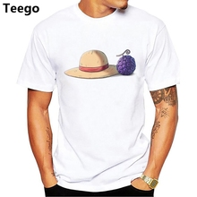 One Piece Staw Hat Shirt