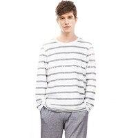 Cotton Long Sleeve Lovers Striped Pajamas Sets Women S Sleepwear Sleepshirts Sexy Men S Pajamas Homewear