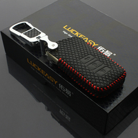 Luckeasy Car Key Case Cover For Lexus Rx270 Ct200h IS 2011 F Remodel Case Remote Key